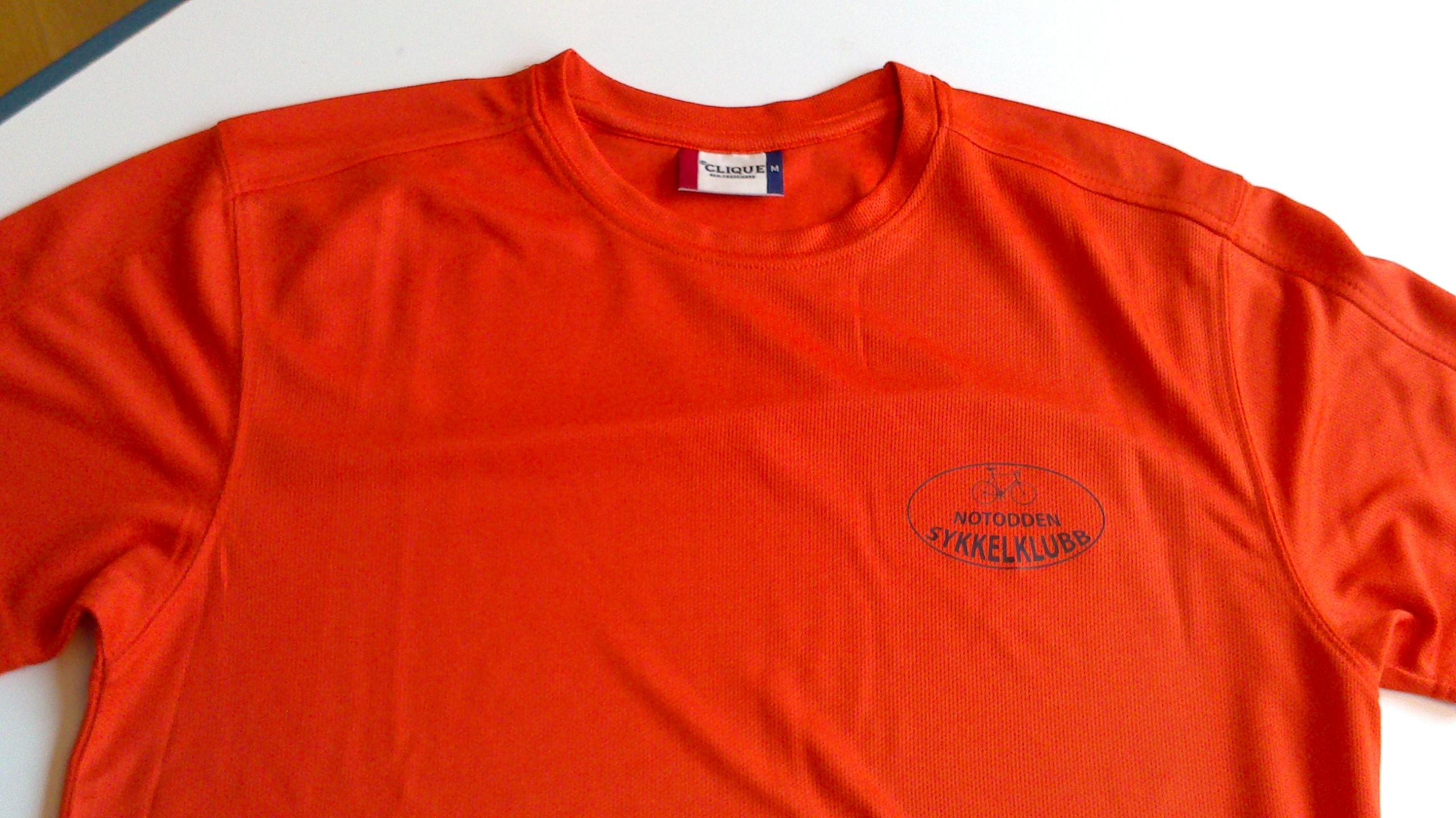 Har du betalt din NSK T-Shirt?
